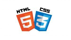 Apprendre le langage html et css