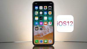 Nouveautés iOS 12.2