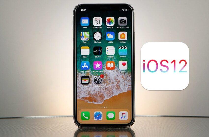 iOS 12.2 est arrivé : voici les nouveautés apportées