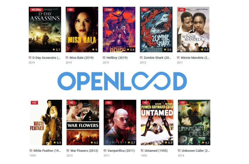 3 alternatives à Openload pour voir des films et séries en streaming