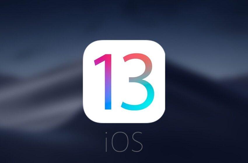 iOS 13 : les iPhone 6 / 6 Plus, SE et 5S passent à la trappe
