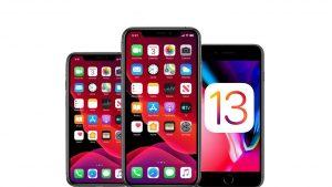 Problèmes et bugs sur iOS 13