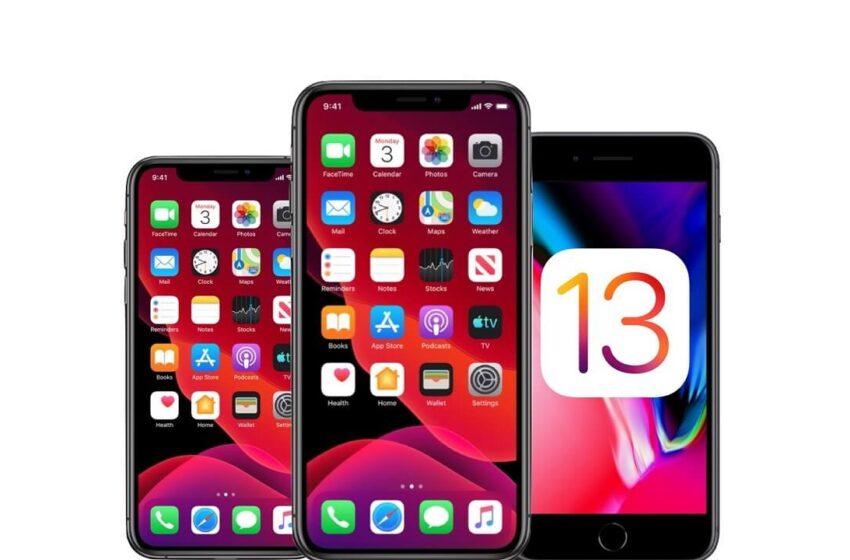 Bugs iOS 13 : voici comment les résoudre