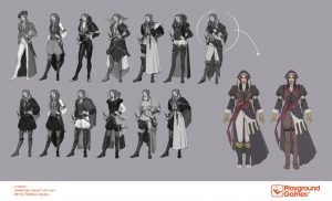 Fable 4 personnages concept