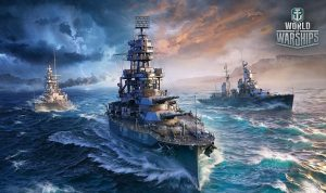 World of Warships config PC
