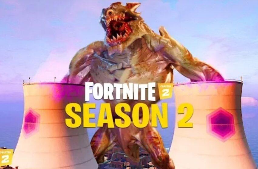 Fortnite : la Saison 2 du Chapitre 2 devrait sortir en Février