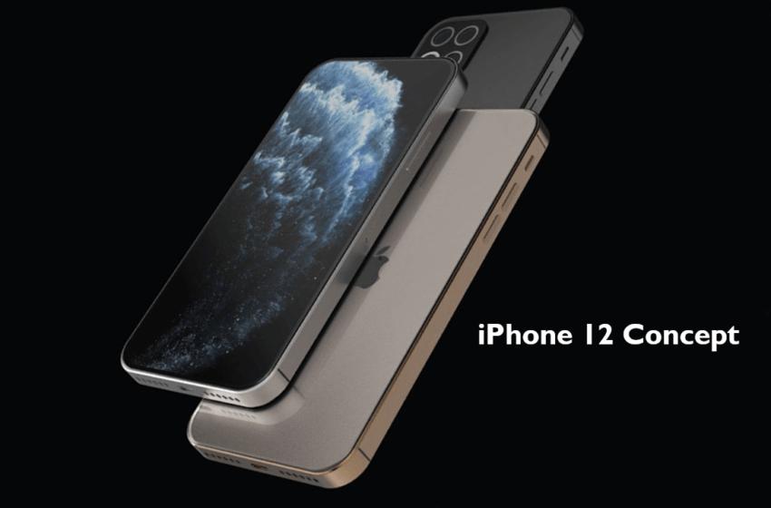 L'iPhone 12 devrait intégrer la 5G et avoir une meilleure autonomie