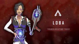 Loba (Rosie) Apex Legends