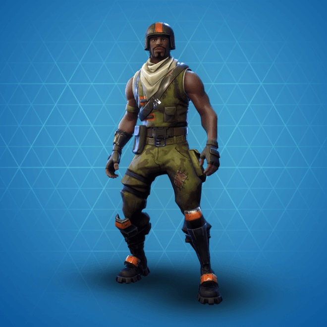 Fortnite : Skin Aerial Assault Trooper