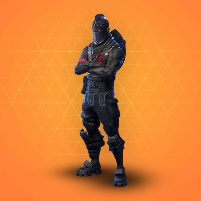 Fortnite : skin Black Knight