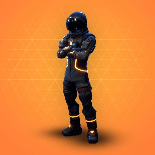 Fortnite : skin Dark Voyager