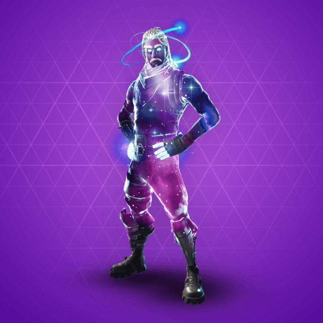 Fortnite : skin Galaxy