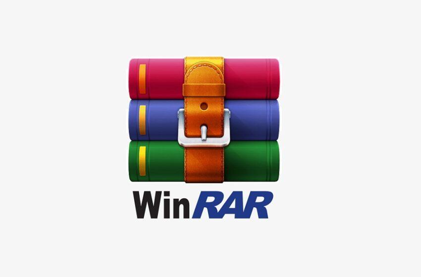 Télécharger WinRAR, le logiciel de compression / décompresssion de fichiers