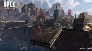 Canyon des Rois Apex Legends
