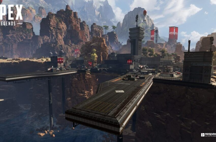 La carte Kings Canyon fait son retour dans la saison 4 d'Apex Legends