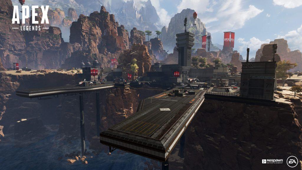 La carte Kings Canyon fait son retour dans la saison 4 d'Apex Legends