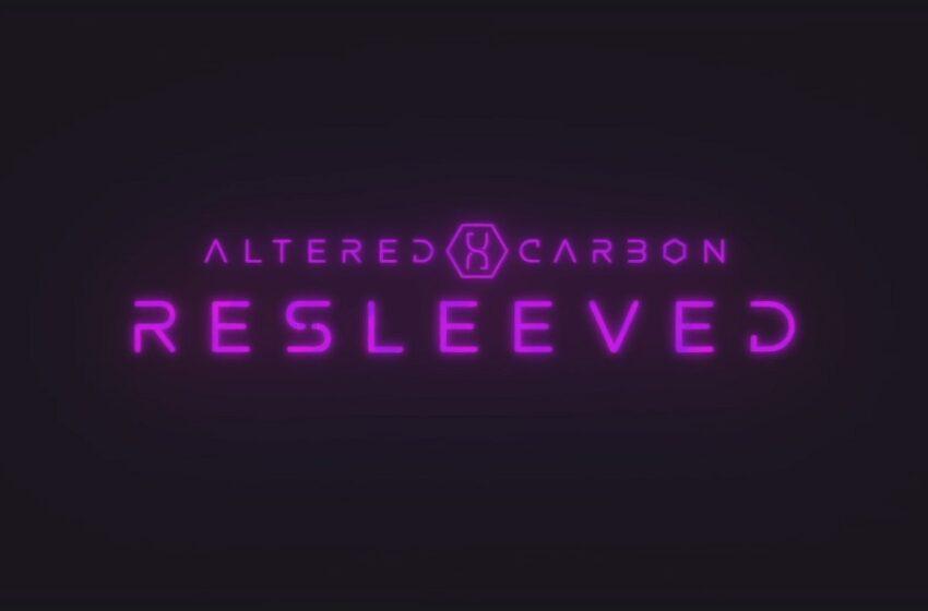 Le trailer du film d'animation « Altered Carbon : Resleeved » dévoilé par Netflix