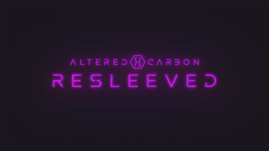 Le trailer du film d'animation « Altered Carbon : Resleeved » dévoilé par Netflix
