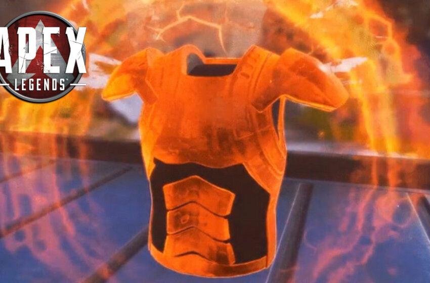 Apex Legends : le bouclier évolutif ajouté définitivement