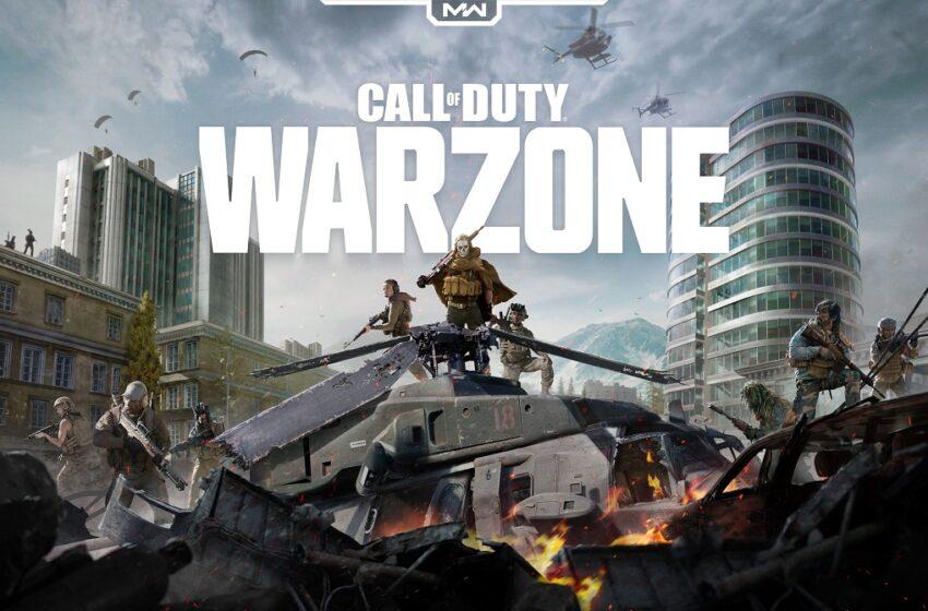 Call of Duty : Warzone fait un véritable carton