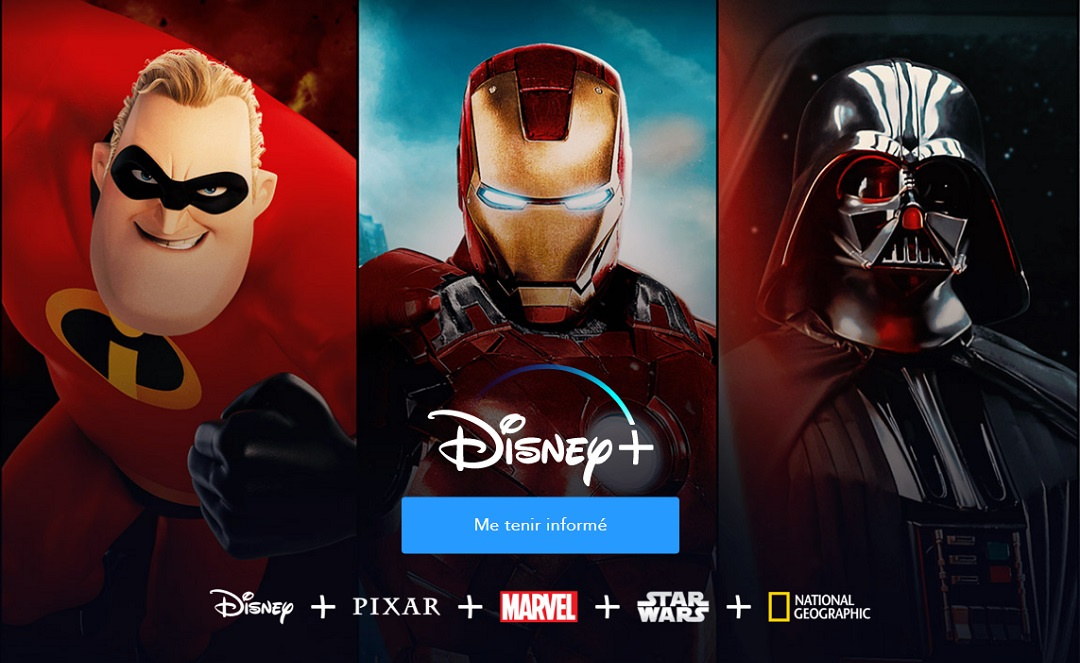 Disney+ : le lancement reporté en France au 7 avril