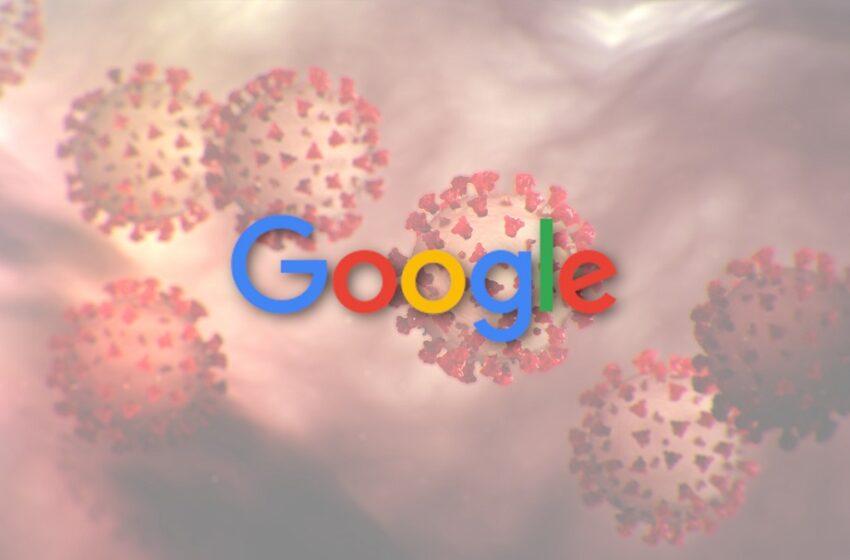 Google lance un site d'informations sur le COVID-19