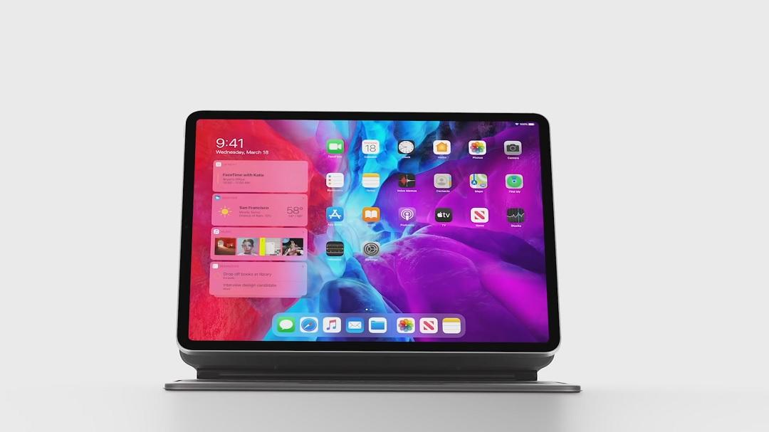 iPad Pro 2020 : le capteur photo sera équipé du système LIDAR