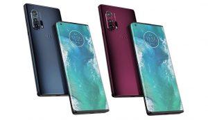 Motorola Edge Plus couleurs