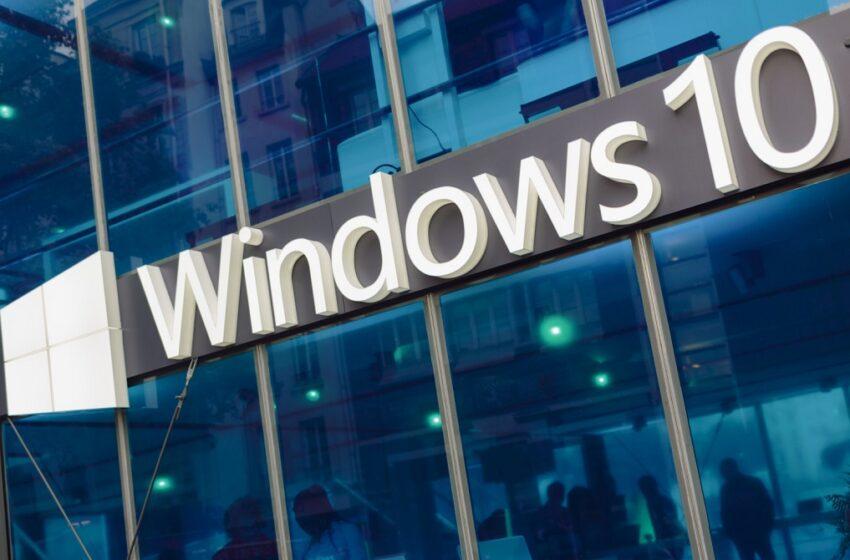 Windows 10 atteint le milliard d'installations