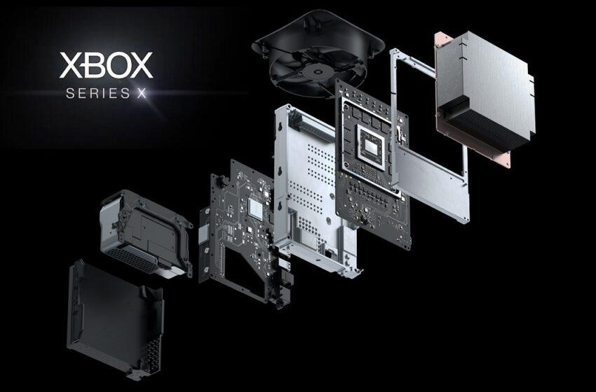 Xbox Series X : la fiche technique enfin dévoilée par Microsoft