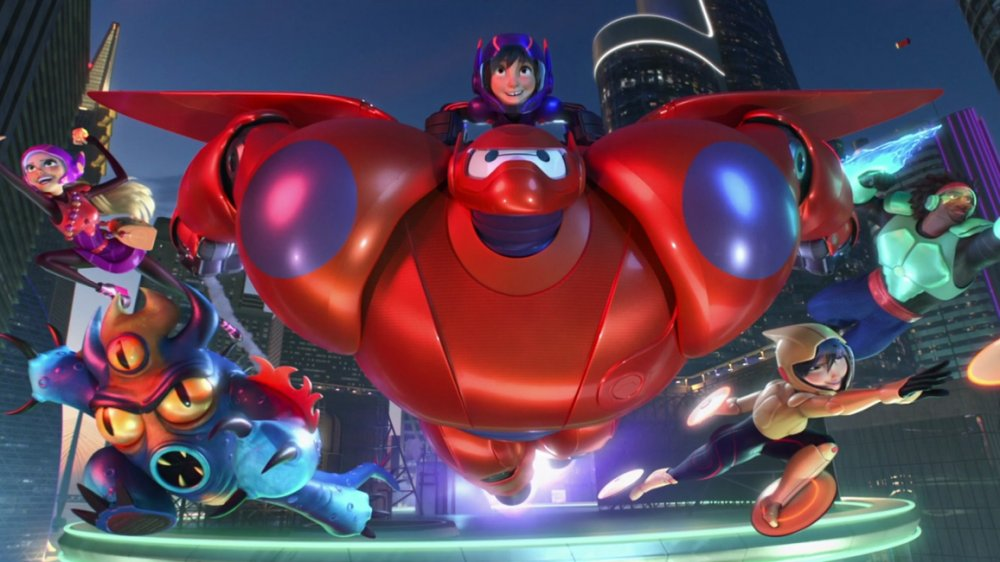 Big Hero 6 Disney +