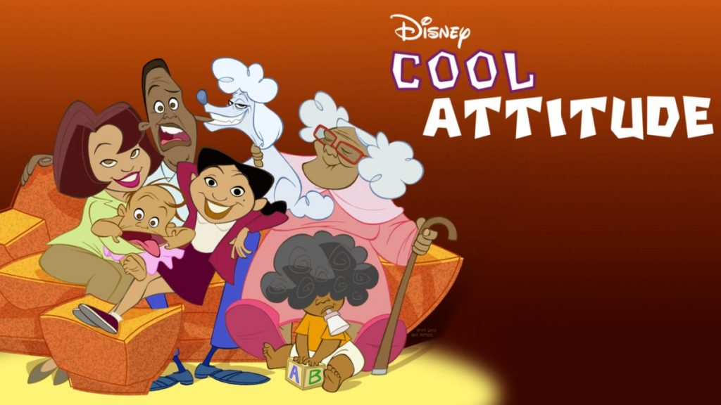 Cool Attitude - The Proud Family Disney+