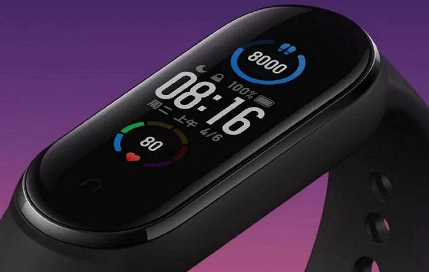 Le bracelet Xiaomi Mi Band 5 proposé à un prix imbattable sur Amazon !