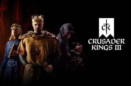 Crusader Kings 3 est gratuit sur Steam jusqu'au 21 mars