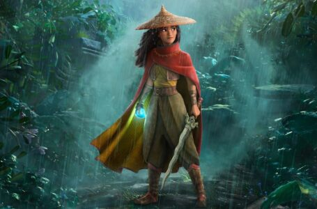Raya et le dernier dragon est disponible en streaming sur Disney+