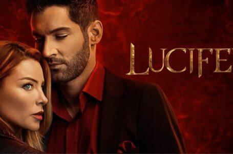 Série Lucifer sur Netflix