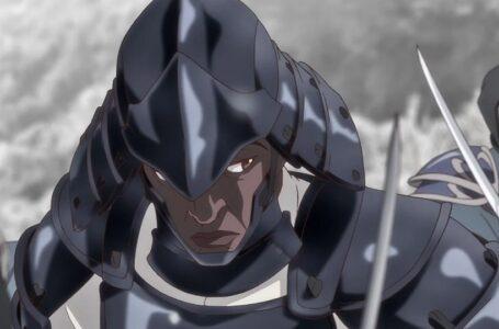 Yasuke, le samouraï noir : l'anime de Netflix débarquera sur nos écrans en Avril!