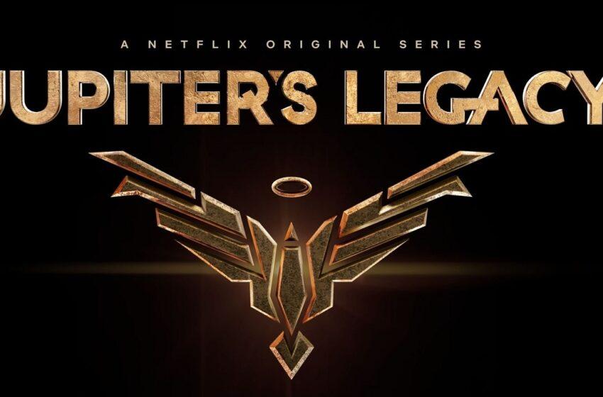 Jupiter's Legacy: une première bande-annonce pour la série de super héros Netflix