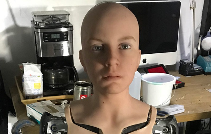 Abel Robot humanoide